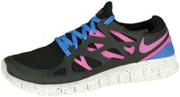 Nike Free Run+ 2 EXT Women black/clear pink/distinct blue/summit white