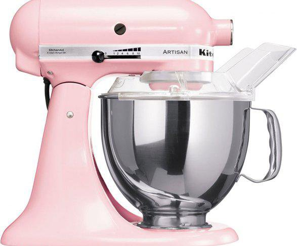 kitchenaid artisan k chenmaschine pink 5ksm150ps epk. Black Bedroom Furniture Sets. Home Design Ideas