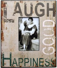 Wohn-Guide Shabby Chic - Laugh Good Happiness