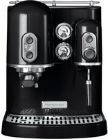 KitchenAid Artisan Espressomaschine Onyx Schwarz 5KES2102EOB