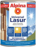 Alpina Farben Universal-Lasur 4 l