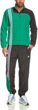 Adidas Männer Sereno 11 Präsentationsanzug twilight green/black