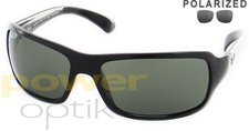 Ray-Ban RB4075 601/58 (black/polarized natural green)