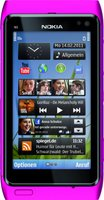 Nokia N8 Pink ohne Vertrag
