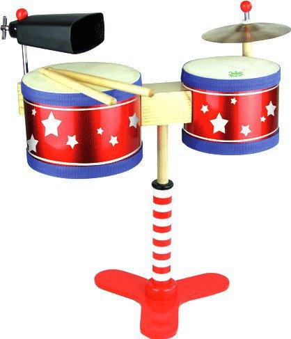 Vilac Kinder-Schlagzeug