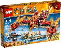 LEGO Chima Flying Phoenix Fire Temple (70146)