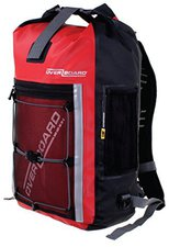 OverBoard Pro-Sport Waterproof Backpack 30L red