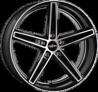 Oxigin 18 Concave (7,5x17) Black Full Polish