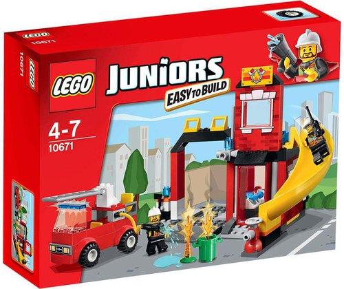 LEGO Juniors - Feuerwehreinsatz (10671)
