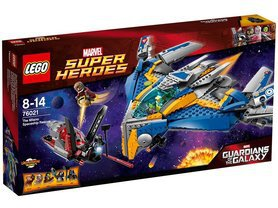 LEGO Marvel Super Heroes Milano Raumschiff (76021)