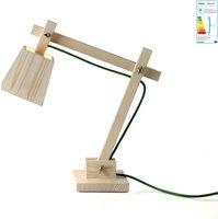 Muuto Wood Lamp Kabel grün