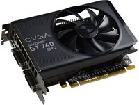 EVGA Geforce GT 740 Superclocked 2048MB GDDR5