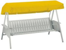 Kettler Ersatzdach für Avantgarde 3-Sitzer 207 x 146 cm gelb