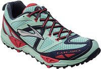Brooks Cascadia 9 Women yucca/obsidian/hibiscus