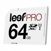 Leef SDXC 64GB Pro Class 10 (LFSDPRO-06410R)