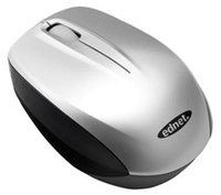 Ednet Notebook Wireless Mini Mouse - 81159 (silver)