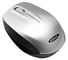 Ednet Notebook Wireless Mini Mouse - 81159 (silver)