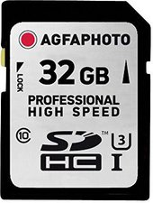AgfaPhoto SDHC 32GB Class 10 UHS-I (10504)