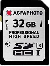 AgfaPhoto SDHC 32GB Class 10 UHS-I (10504)