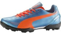 Puma evoSPEED 5.2 TT sharks blue/fluro peach/fluro yellow