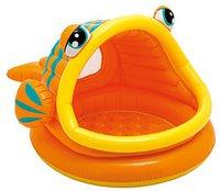 Intex Pools Baby Pool - Lazy Fish (mit Sonnenschutz)