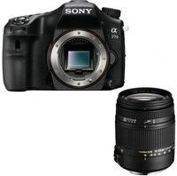 Sony Alpha 77 M2 Kit 18-250 mm [Sigma]