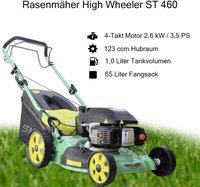 Güde Stabilo High Wheeler ST 460