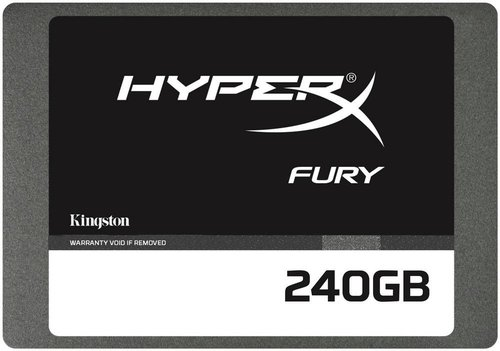 Kingston HyperX Fury SSD Series 240GB