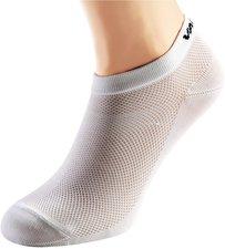 Vaude Race Socks Short White