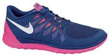 Nike Free 5.0 2014 Women blue/pink (642199401)