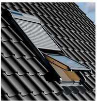 Velux Solar-Rollladen SSL CK06 0000S