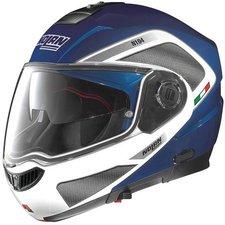 Nolan N104 Evo Tech N-COM 25 blau