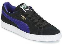 Puma Suede Classic+ black/spectrum blue