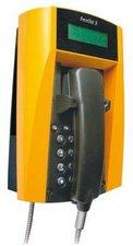 FHF FernTel 3 Wetterfestes Telefon schwarz/gelb