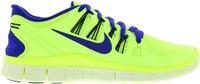 Nike Free 5.0+ volt/hyper blue/black/barely volt