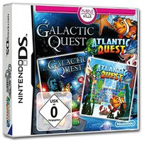 Atlantic Quest + Galactic Quest (DS)