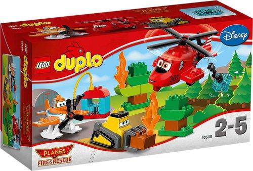 LEGO Duplo Disney Planes - Feuerwehr Rettungsteam (10538)