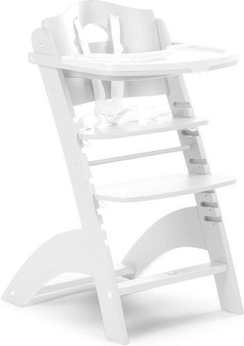 Childwood Lambda Treppenhochstuhl Weiß