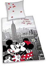 Herding Minnie & Mickey in New York (80 x 80 + 135 x 200 cm)