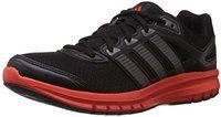 Adidas Duramo 6 black/carbon metallic/dark orange