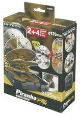 Piranha Trennscheiben-Set 6-tlg. 125 mm (X38090)
