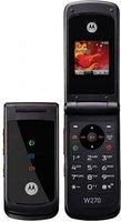 Motorola W270 Schwarz ohne Vertrag
