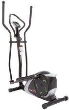 Ultrasport XT-Trainer 700M Crosstrainer/Ellipsentrainer mit Handpuls-Sensoren inkl. Trinkflasche