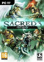 Games Sacred 3 (PC)