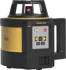 Leica Geosystems Rugby 840 (mit Li-Ion-Akku, Rod-Eye 180 Digital RF)