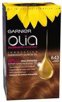 Garnier Olia 6.43 Dunkles Kupfergold