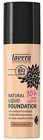 Lavera Sensitiv Natural Liquid Foundation - 05 Almond Amber (30 ml)