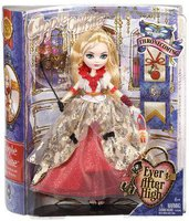 Mattel Ever After High - Thronecoming - Apple White