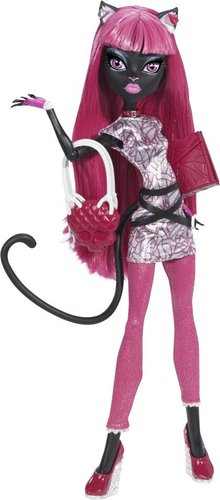 Mattel Monster High New Scaremester Catty Noir