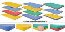 Grevinga Fun-Leichtturnmatte mit Klettecken (VB80) 150 x 100 x 8 cm